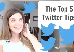 Twitter Tutorial – Top 5 Twitter Tips