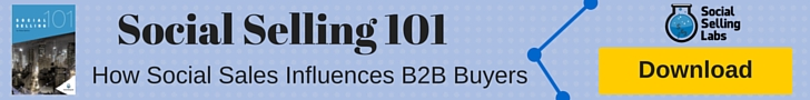 Social Selling 101 ebook