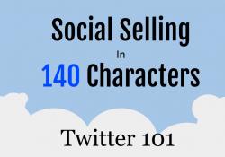 Twitter_101 social selling